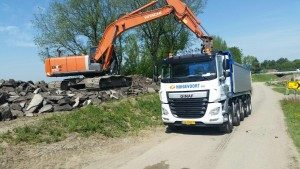 Grondtransport Bergen op Zoom